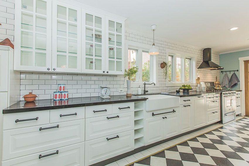 29 Gorgeous One Wall Kitchen Designs (Layout Ideas) | One ... on single wall kitchen with island, single wall galley kitchen, single wall kitchen ideas,