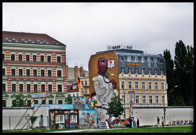I Love You We Love You Berlin East Side Gallery Berlin By Million Seven Via Flickr East Side Gallery Berlin East Side