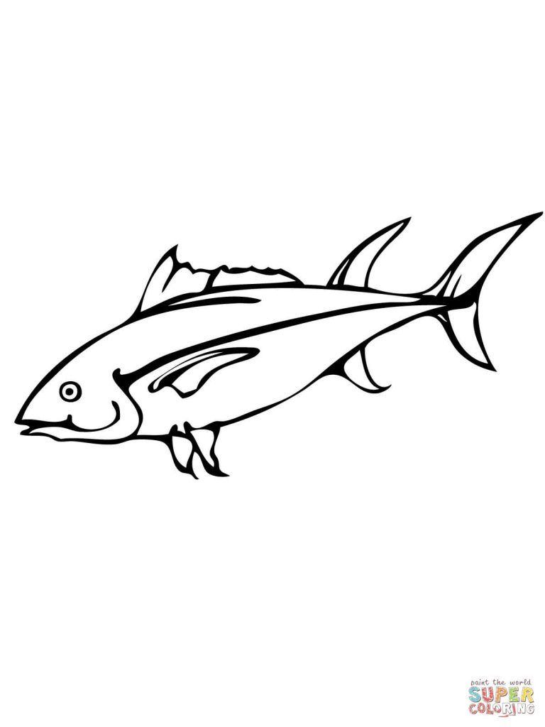 Free Printable Coloring Pages Regarding Top Printable Cute Yellowfin Tuna Coloring Pages