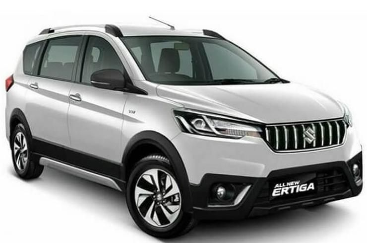 New Maruti Suzuki Ertiga To Get A Crossover Version Later This