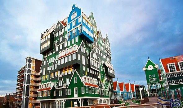 Inntel الهولندي الجديد من أجمل وأغرب فنادق العالم With Images Inntel Hotel Amsterdam Amsterdam Hotel Unusual Hotels