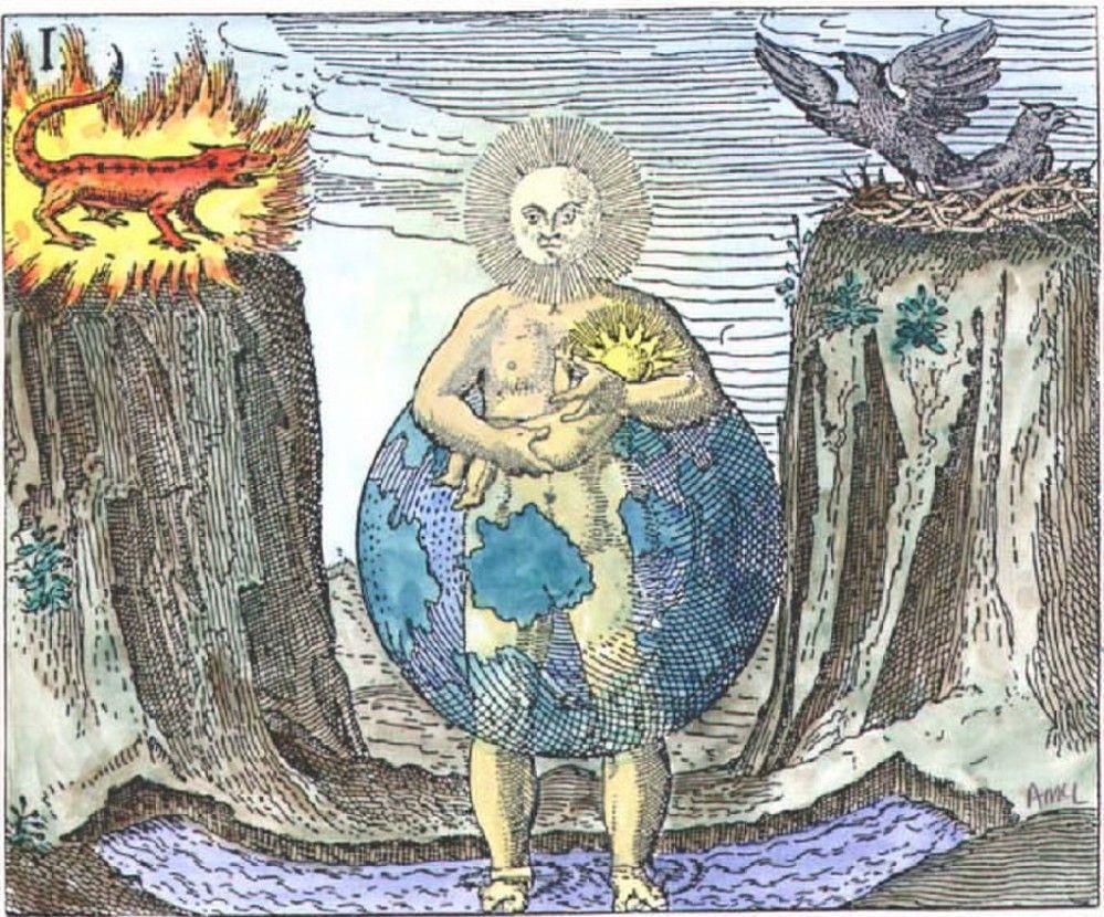 Resultado de imagem para Xamanismo e Alquimia