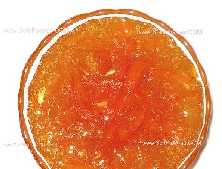 Dulce de zanahoria naranja y lim n postres chutney and - Dulce de zanahoria ...