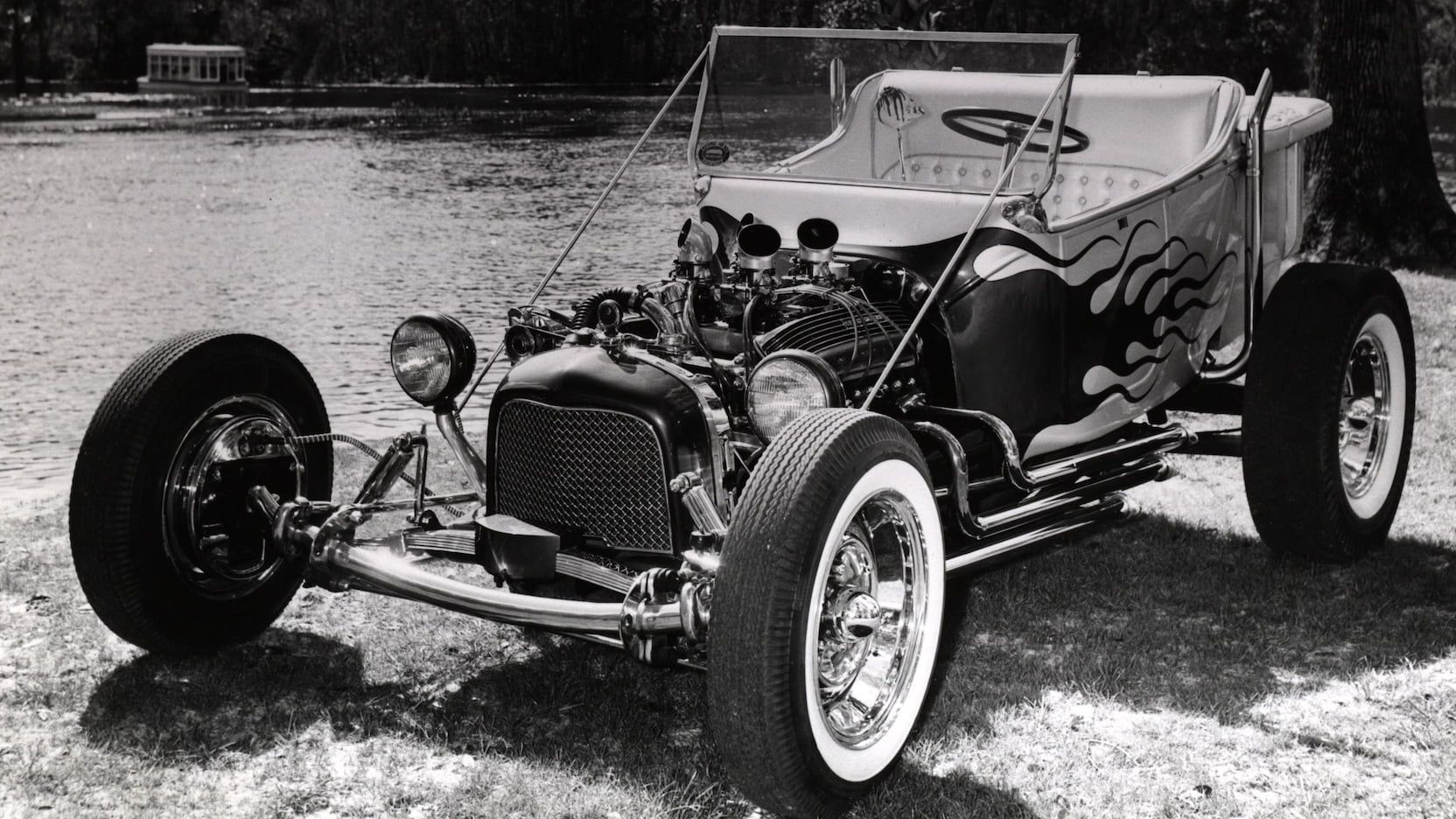 Perhaps the world's most famous hot rod, Norm Grabow Carros