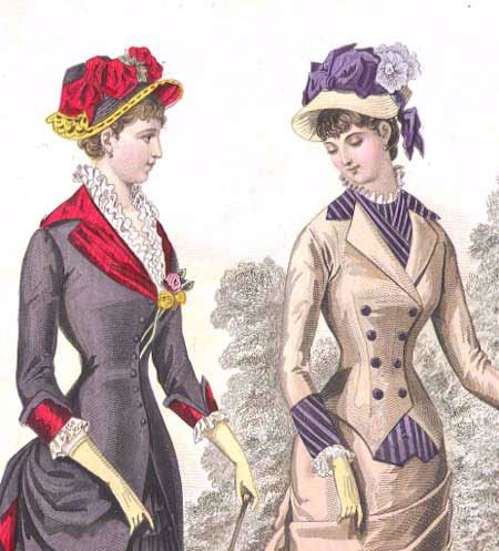 Image detail for -Victorian fashion Pictures, Victorian fashion Image, History Photo ...