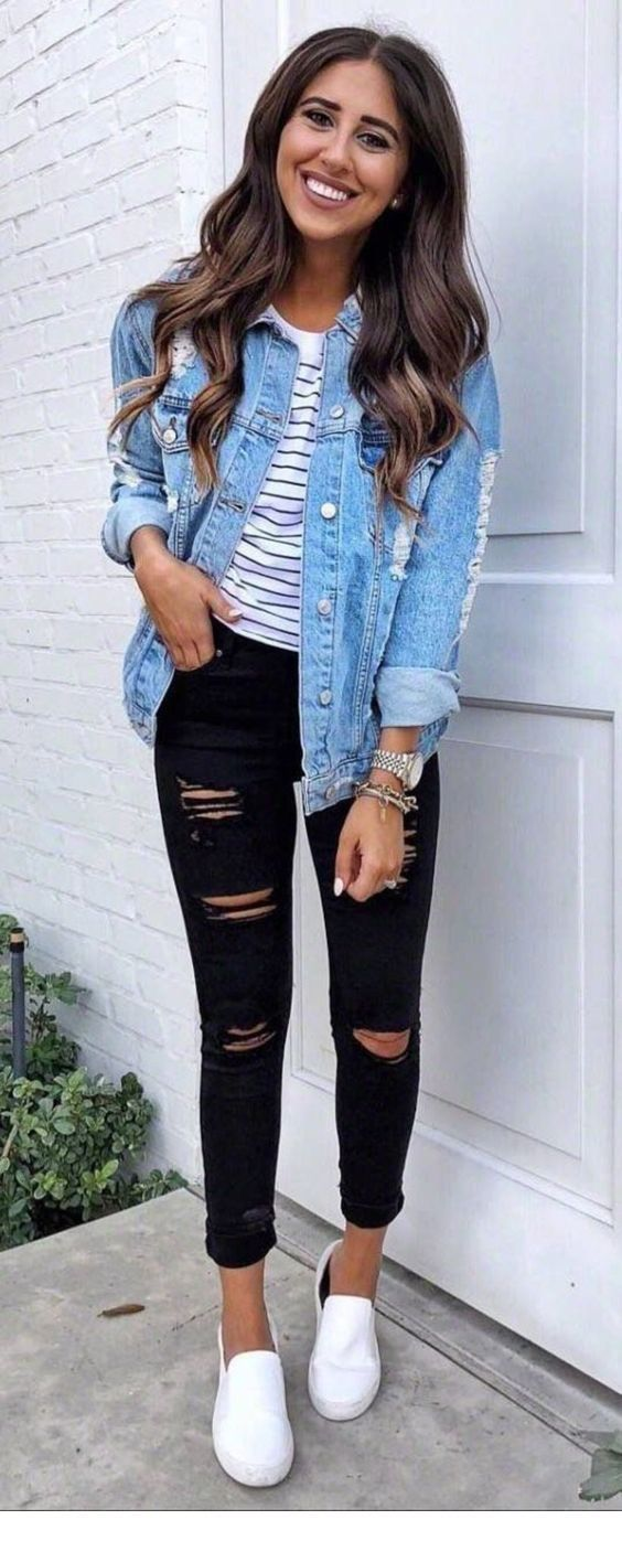 Pin by Caitlyn Whitworth on Outfit Ideas  Spring outfits casual