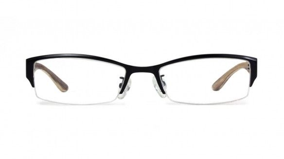 semi rimless glasses women mitsubishi