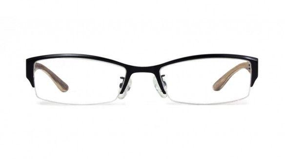 womens glasses frames x10u  semi-rimless glasses women mitsubishi