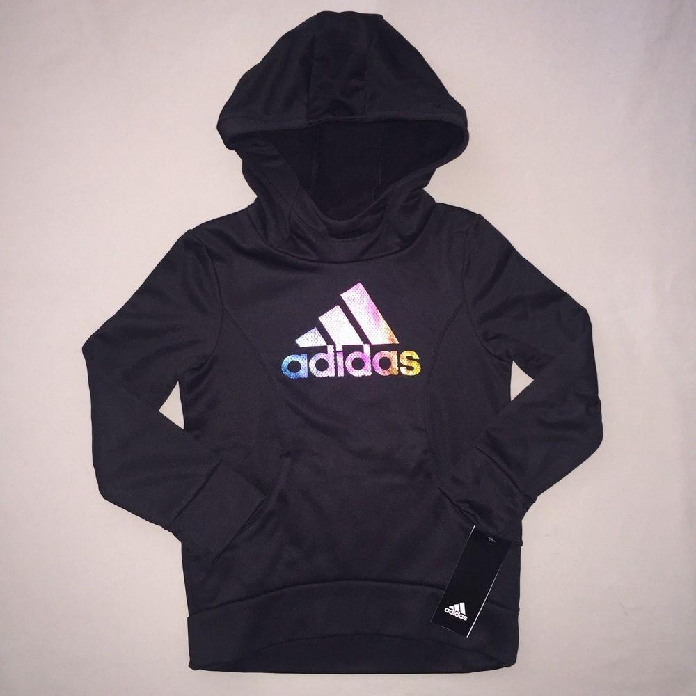 adidas hoodie rainbow