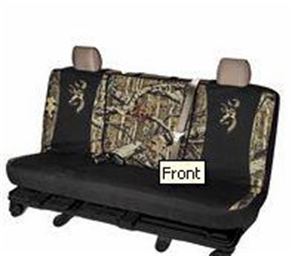 Browning Full Size Bench Seat Cover
