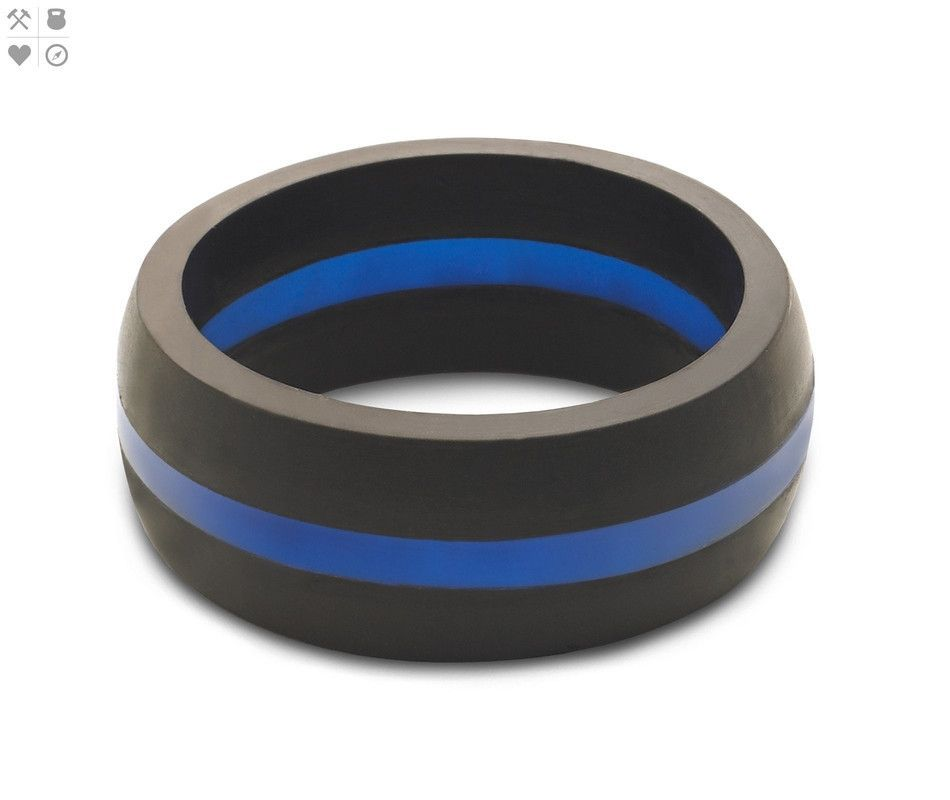 ring large rubber in rings plastic wedding ebay size of for bands law stores enforcement