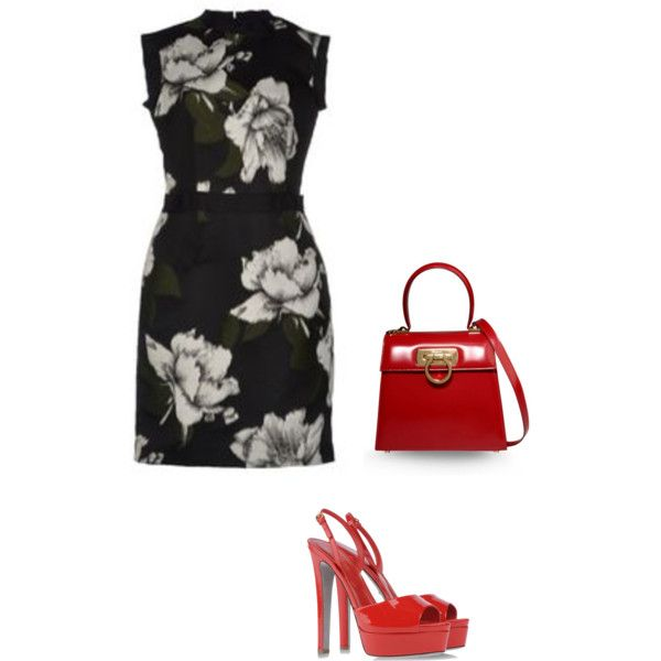 """Red Wine"" by catalogate on Polyvore"