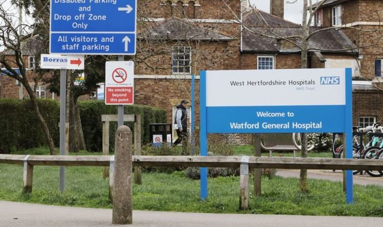 London hospital declares 'critical incident' People