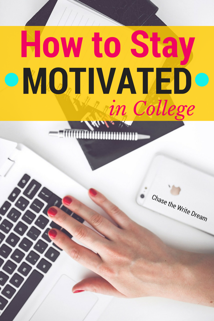 How to stay motivated in college 5 tips for students These are some great college tips for anyone who is feeling a little stressed or overwhelmed You may find yourself ge...
