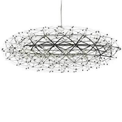 Raimond Zafu LED Suspension by Moooi - www.lumens.com.  Maybe for the dining room?