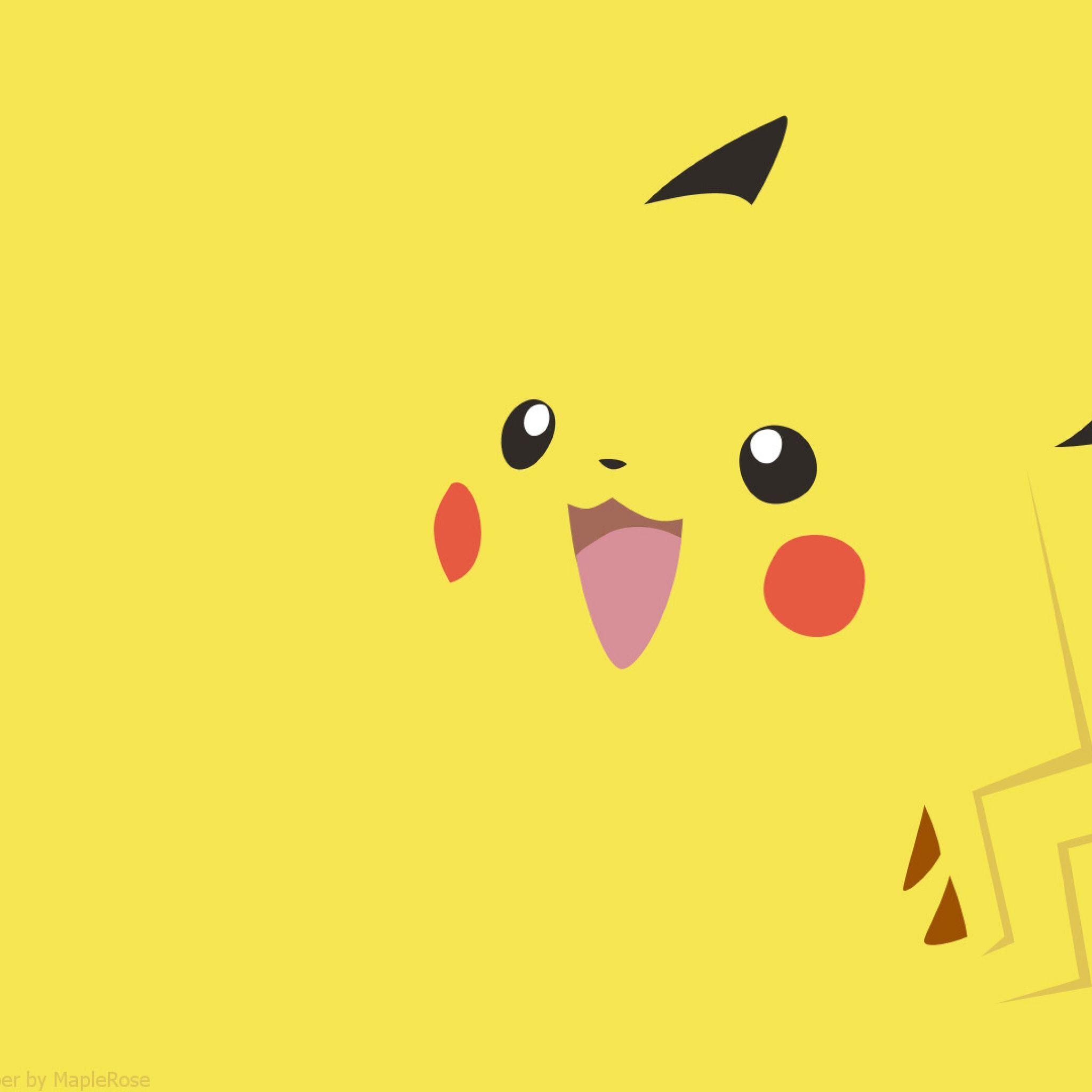 Pokemon Wallpaper Ipad Pikachu 15398 Wallpaper qsht168