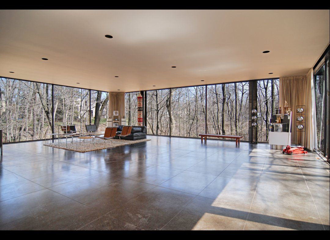 ferris bueller s day off movie home open plan and architecture