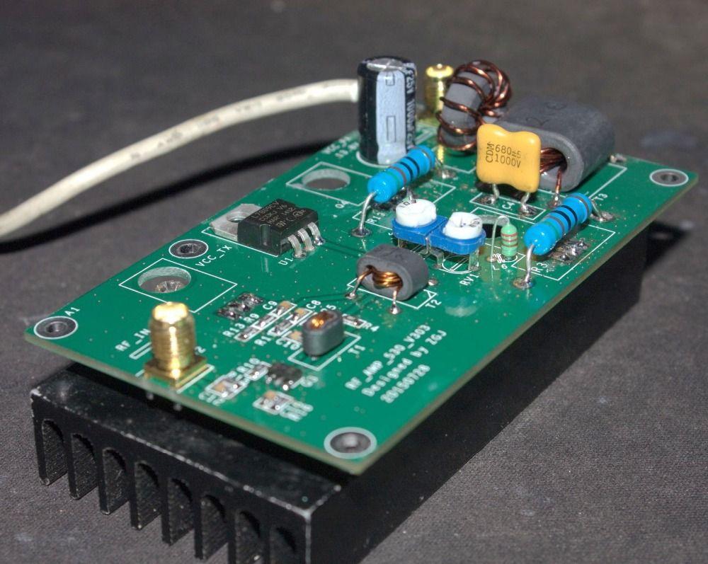 DIY Upgrade 45W SSB linear Power Amplifier Kits for