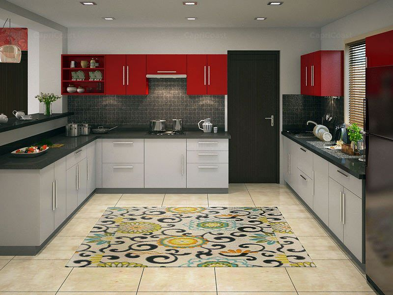 Discover Ideas About Kitchen Reno. Buy Canterbury U Shaped Modular ...