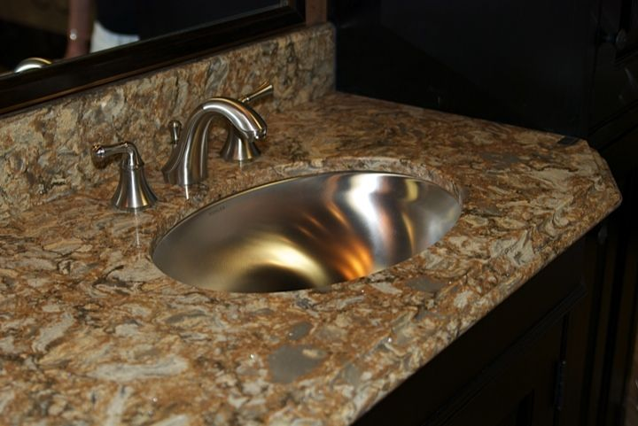 Bathroom Showrooms Palm Desert gorgeous cambria quartz sink from palm desert showroom. photo