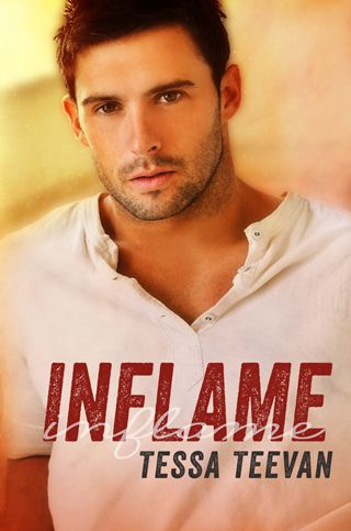 Inflame by Tessa Teevan – Cover Reveal – at Lusty Penguin Reviews