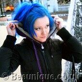 Directions Atlantic Blue Hair Dye Photo Gallery Dyed Hair Hair