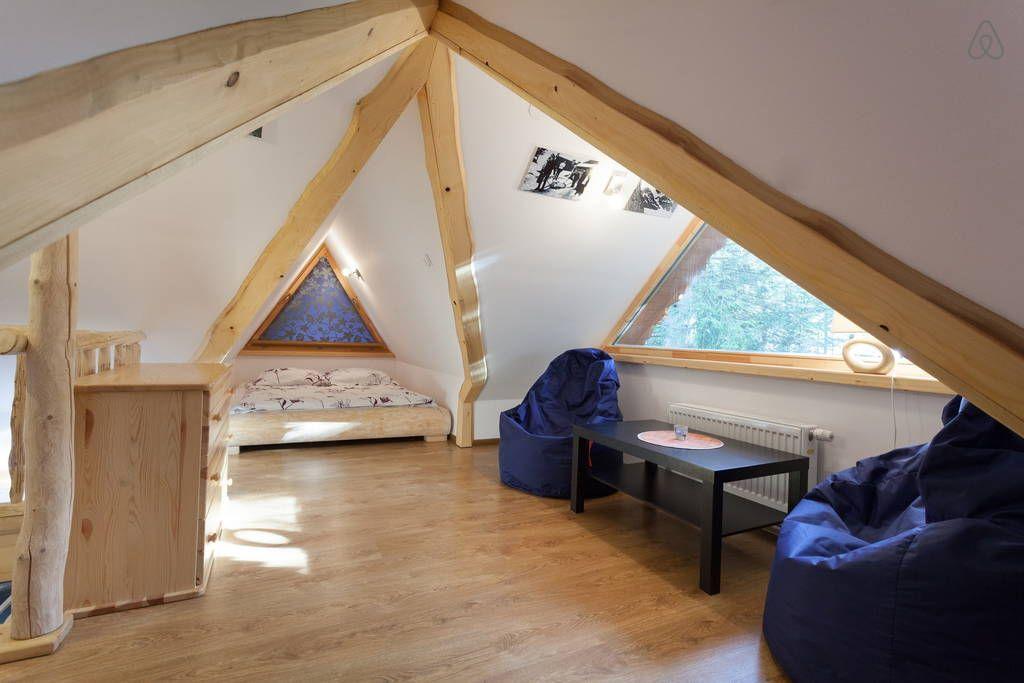 Best Słoneczny Apart W Górskiej Chacie Loft Bed Home 400 x 300