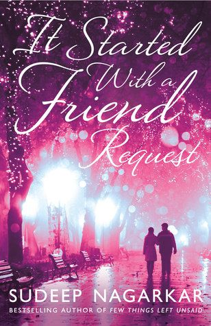 it started with a friend request by sudeep nagarkar best books
