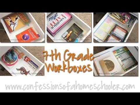 7th Grade Homeschool Workload - Confessions of a Homeschooler