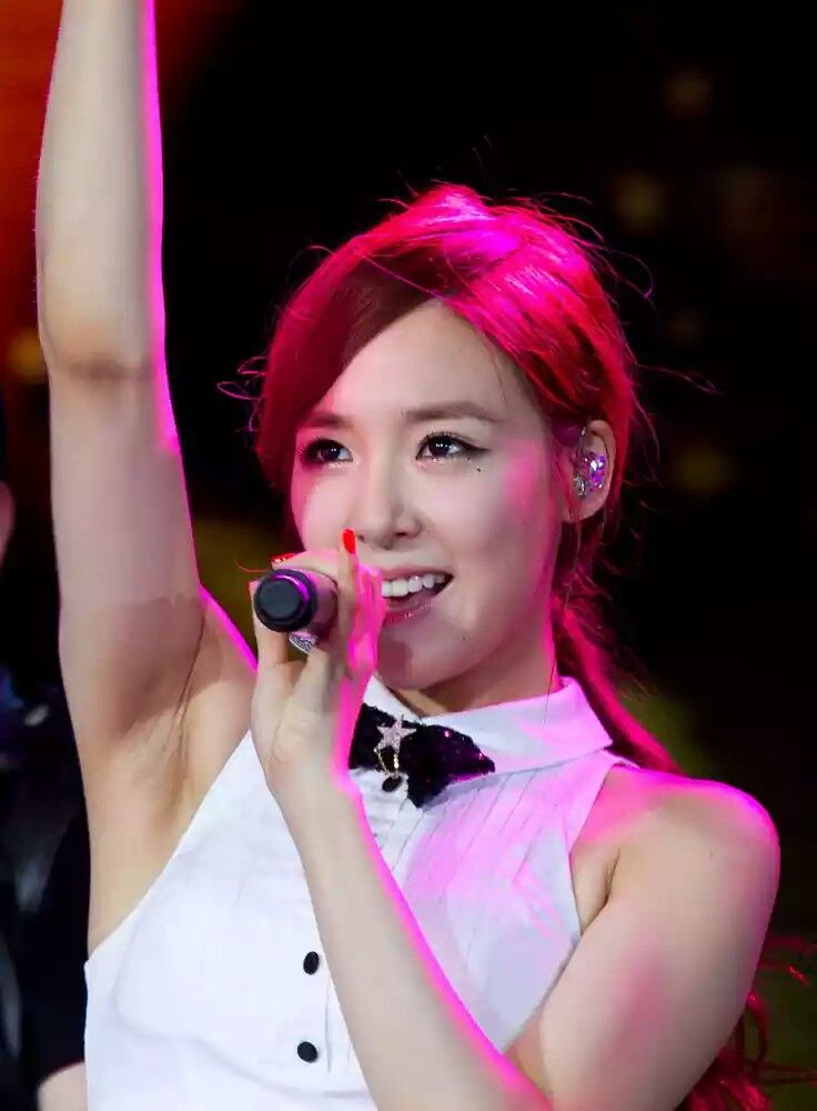 Tiffany Armpit S Generation Snsd Kpop Korean