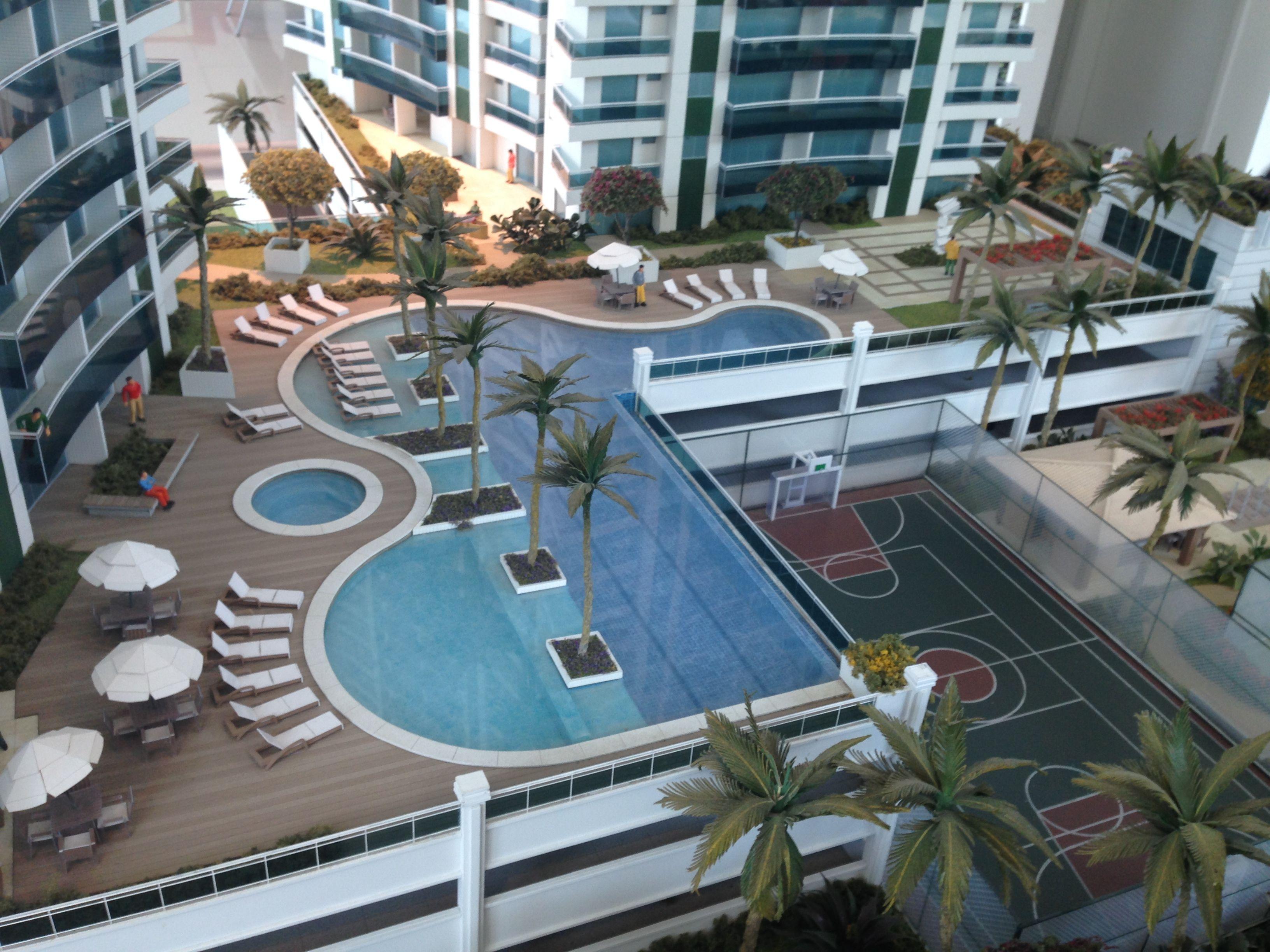 Parc Vitoria da Dias de Sousa , Fortaleza , Ceará - Brasil ! Muito orgulho do resultado !!!