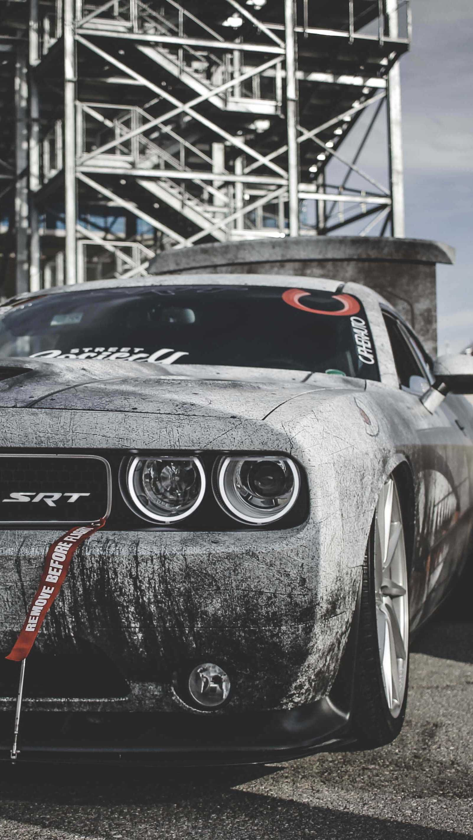 Dodge Challenger Hd Iphone Wallpaper With Images Mustang Cars