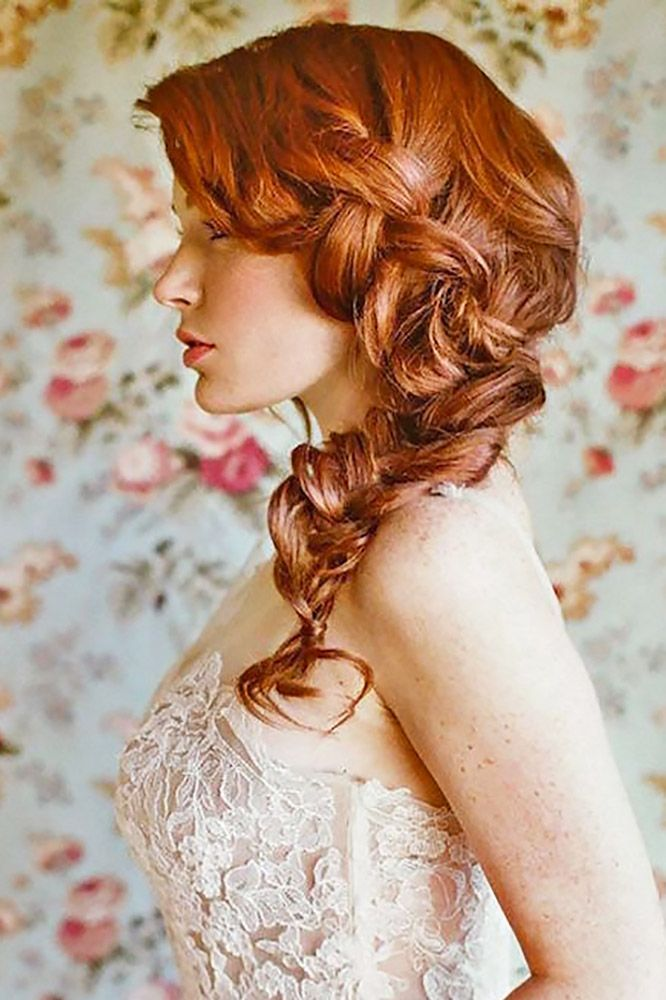 Image result for wedding redhead
