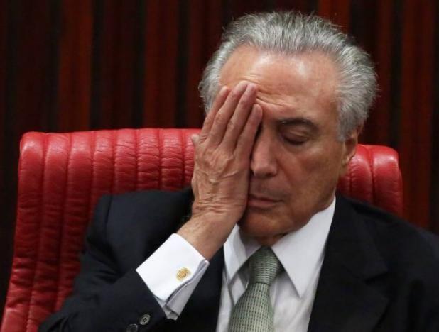 Temer negó vinculación con caso Petrobras