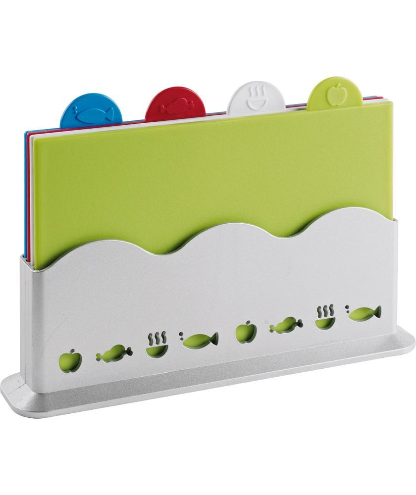 Buy 4 Piece Plastic Chopping Board Set at Argos.co.uk - Your Online ...