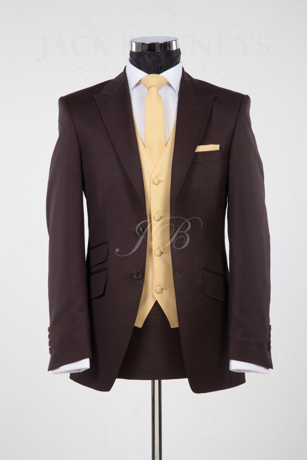 The York Alternative Wedding Suit Hire Tie To
