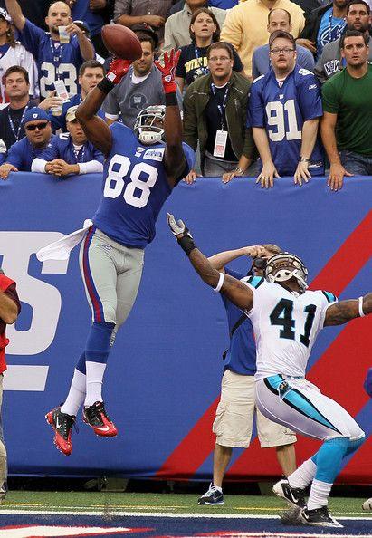 8d3de3b7 Hakeem Nicks in Carolina Panthers v New York Giants | My teams | New ...