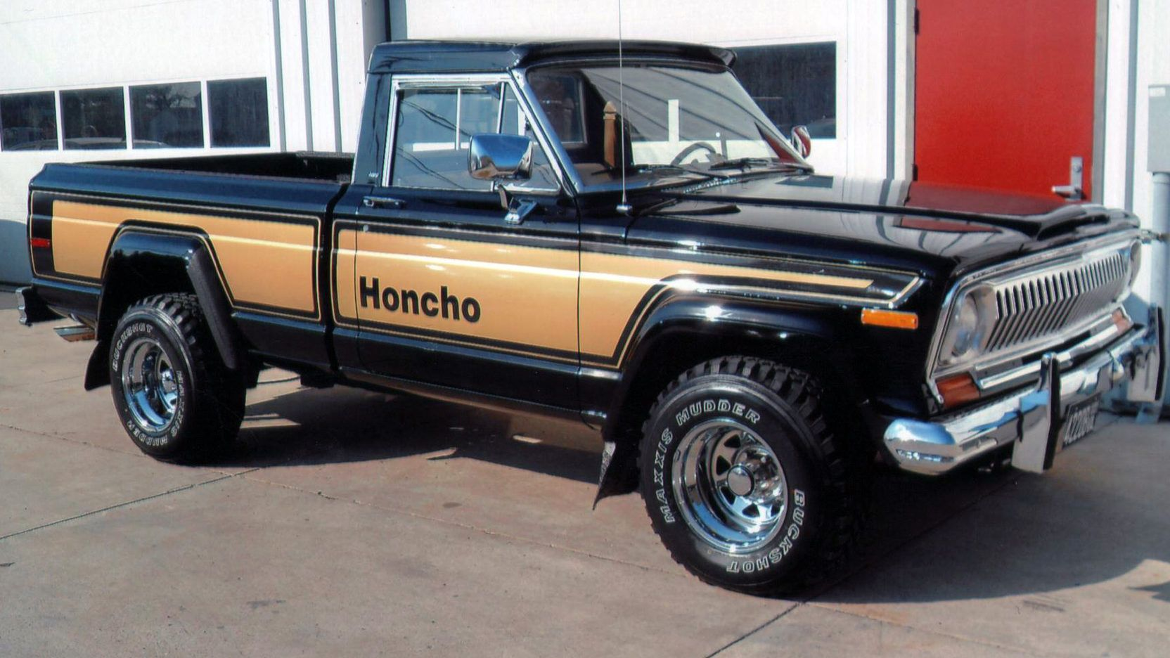 1978 Jeep J10 Honcho 4x4 Presented As Lot W124 At Indianapolis In Trucks Lifted Trucks Diesel Trucks
