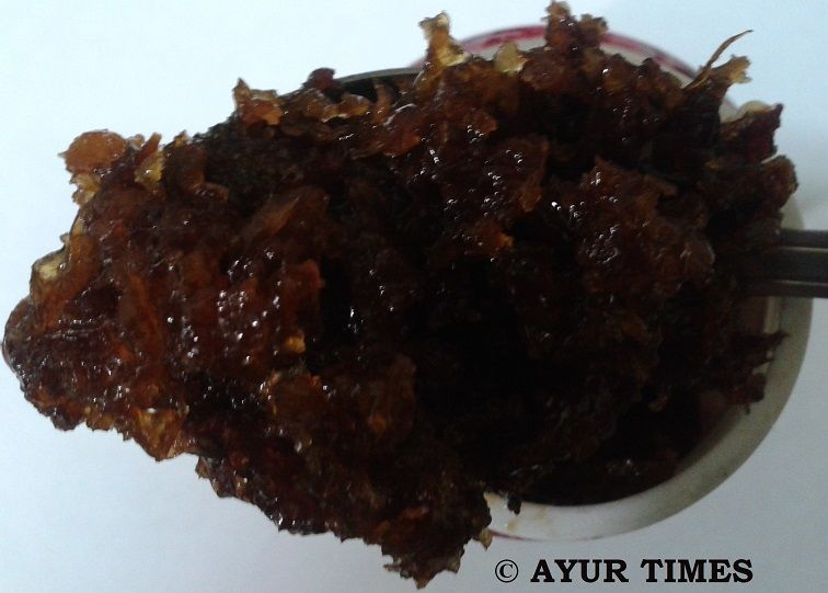 Disadvantages of indian traditional food