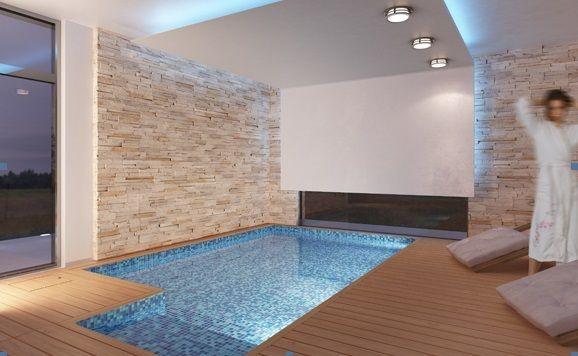 Bagno In Pietra Ricostruita : Area spa rivestimento realizzato con pietra ricostruita bagno spa