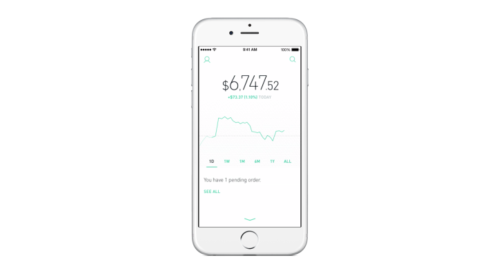 How Robinhood, an investing app, is luring stockmarket
