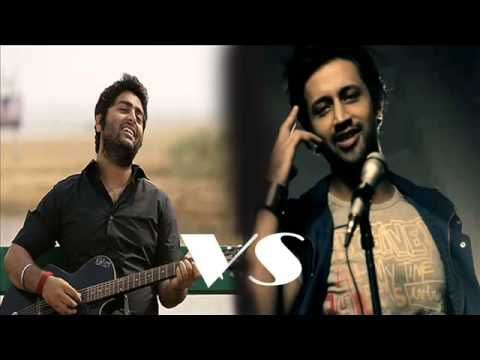 Best of Arijit Singh and Atif Aslam Audio Jukebox Non Stop