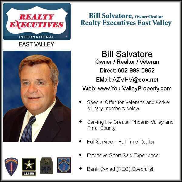 Bill Salvatore   Arizona Real Estate, Bill Salvatore, 6029990952 - real estate bill of sale