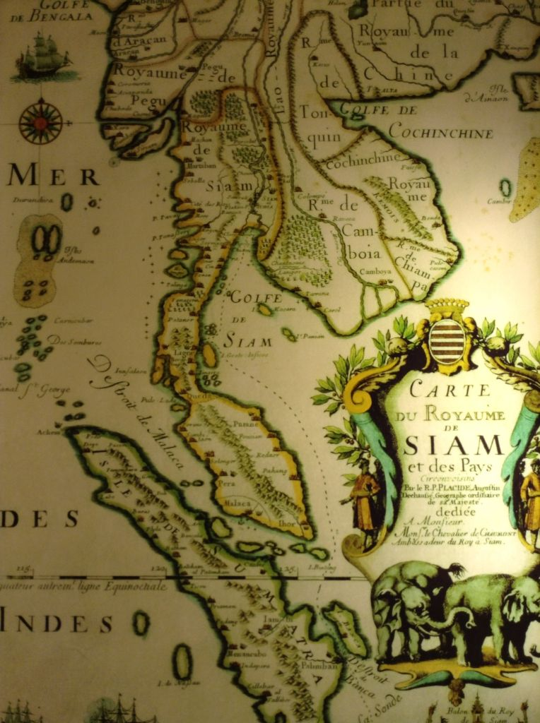 Pin By My Storybook On Thailand Romance Old Map Sketches Map