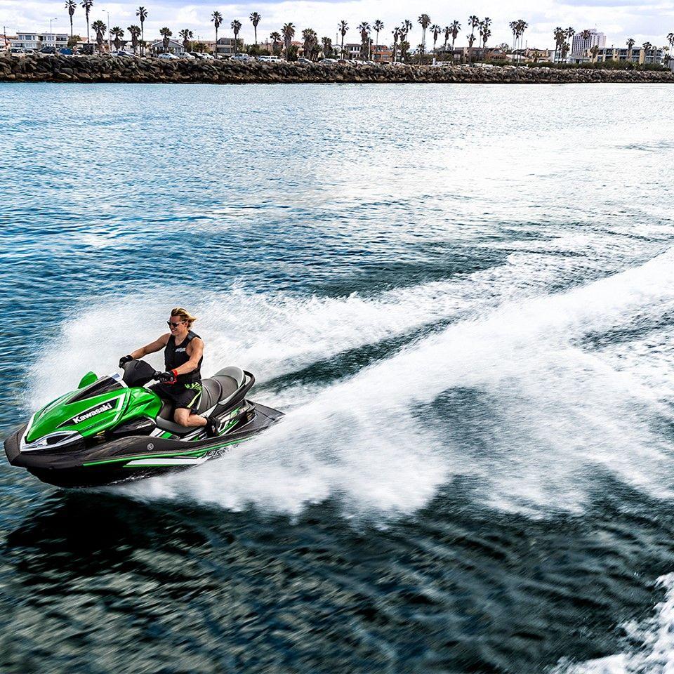The Most Powerful Jet Ski Watercraft Ever Period The Kawasaki