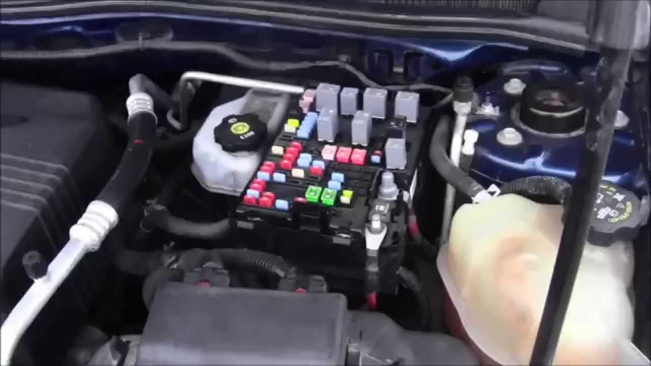 Windshield Fluid Not Spraying On 2008 Chevy Equinox How To Fix