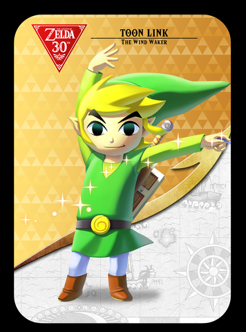 Legend of Zelda The Wind Waker set