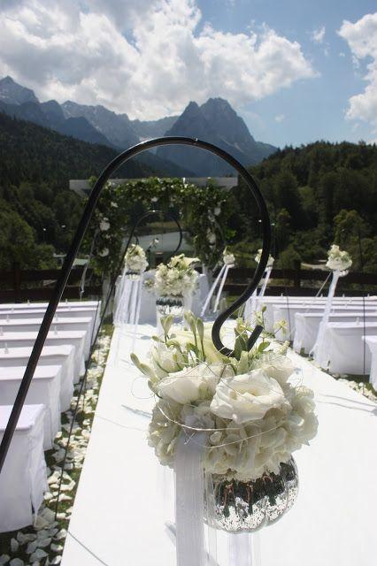 Freie Trauung Auf Der Bergwiese Am Riessersee In Garmisch
