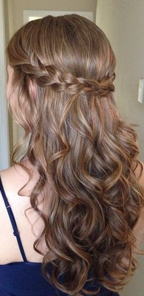 Wedding Hairstyle Inspiration - Heidi Marie (Garrett) - MODwedding