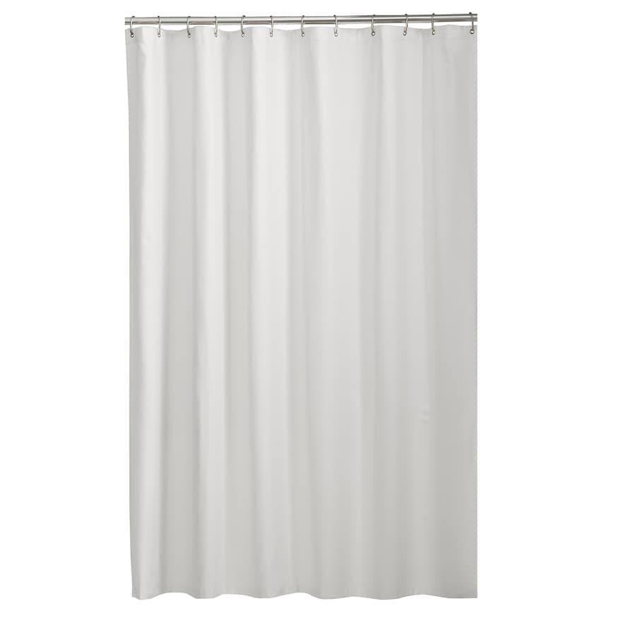 Sonoma Goods For Life Light Weight Fabric Shower Curtain Liner